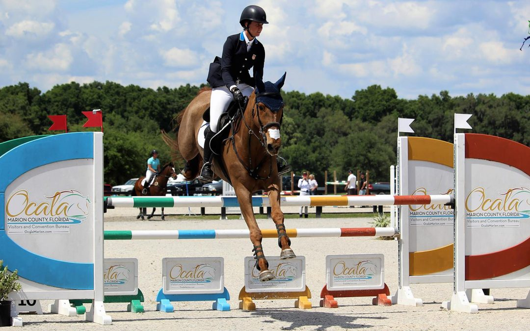 August 2019 Equestrian Events